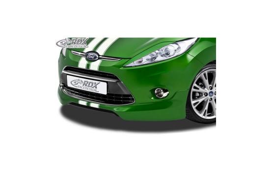 Voorspoiler Ford Fiesta VII 2008-2012 (PUR-IHS)