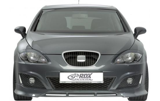 Voorspoiler Seat Leon 1P 09- excl. FR/Cupra (ABS)