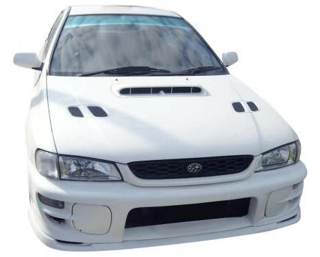 Voorspoiler Subaru Impreza STi 1998-201 (PU)