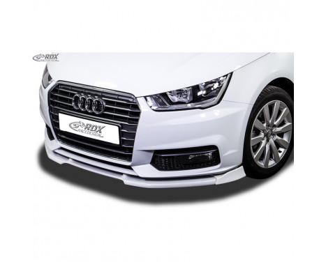 Voorspoiler Vario-X Audi A1 3/5-deurs 2015- excl. S-Line (PU)