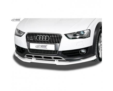 Voorspoiler Vario-X Audi A4 (B8) Allroad 2011- (PU)