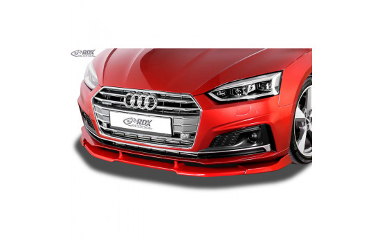 Voorspoiler Vario-X Audi A5 S-Line & S5 (F5) Coupe/Cabrio/Sportback 2016- (PU)