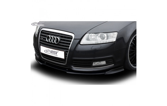 Voorspoiler Vario-X Audi A6 4F 2008-2011 (PU)