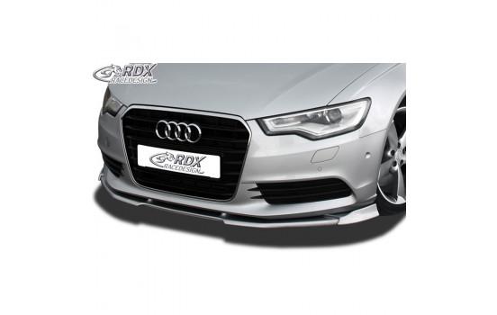 Voorspoiler Vario-X Audi A6 4G/C7 2011- (PU)