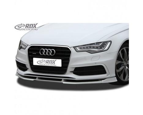 Voorspoiler Vario-X Audi A6 4G/C7 S6/S-Line 2011-2014 (PU)
