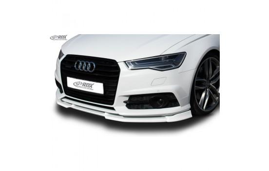 Voorspoiler Vario-X Audi A6 4G/C7 S6/S-Line 2014- (PU)
