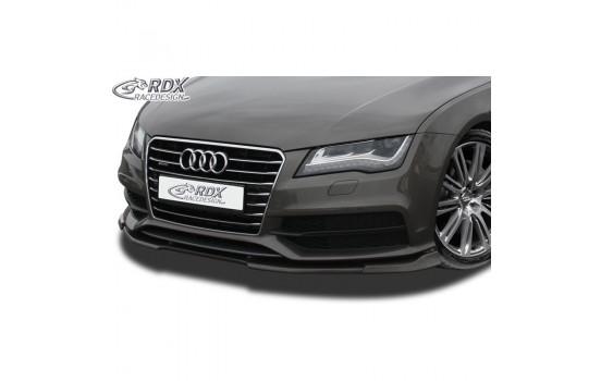 Voorspoiler Vario-X Audi A7 S-Line/S7 2010- (PU)