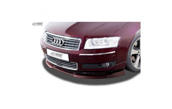 Voorspoiler Vario-X Audi A8 D3/4E -2005 (PU)