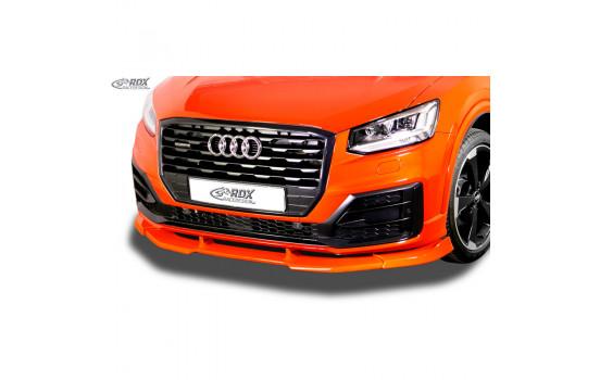 Voorspoiler Vario-X Audi Q2 S-Line 2016- (PU)