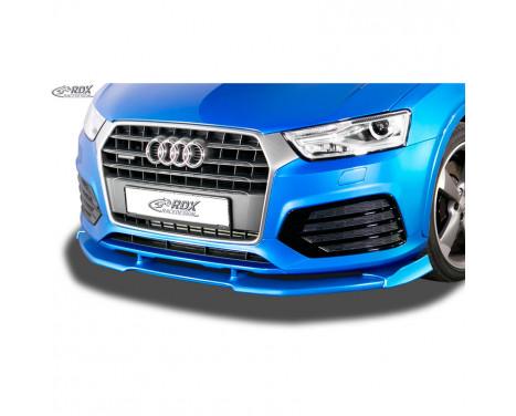 Voorspoiler Vario-X Audi Q3 (8U) 2011-2018 incl. S-line (PU)