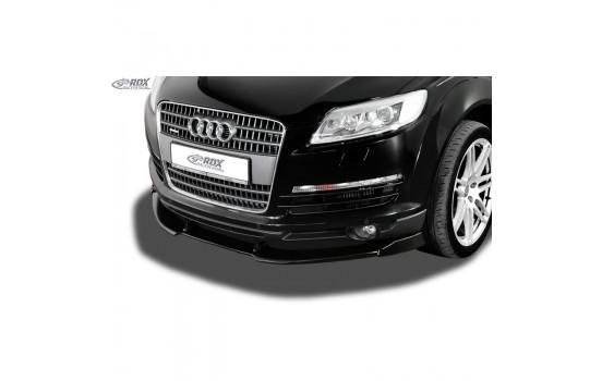 Voorspoiler Vario-X Audi Q7 (4L) -2009 (PU)