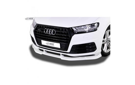 Voorspoiler Vario-X Audi Q7 S-Line 15- (PU)