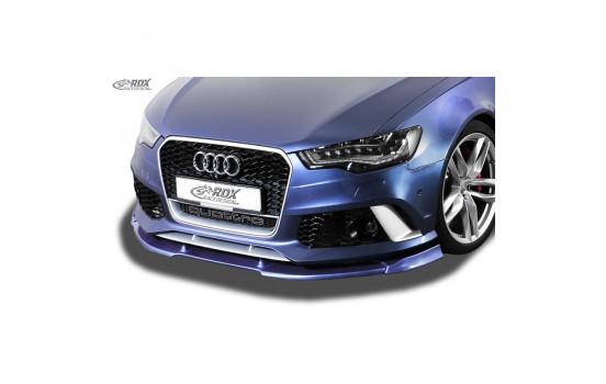 Voorspoiler Vario-X Audi RS6 4G/C7 2013- (PU)