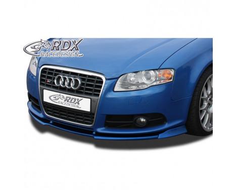 Voorspoiler Vario-X Audi S4 B7 2005-2007 (PU)