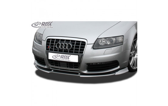 Voorspoiler Vario-X Audi S6 4F 2005-2011 (PU)