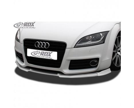 Voorspoiler Vario-X Audi TT 8J Facelift 2010-2013 (PU)