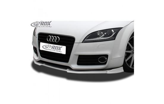 Voorspoiler Vario-X Audi TT 8J S-Line 2006-2010 (PU)