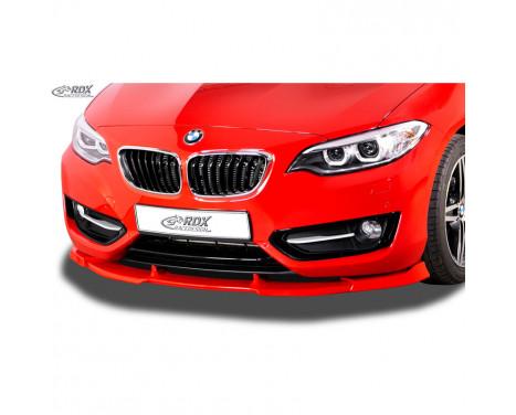 Voorspoiler Vario-X BMW 2-Serie F22/F23 2013- excl. M-Sport (PU)