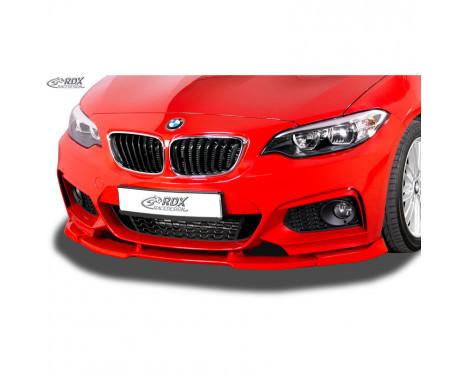 Voorspoiler Vario-X BMW 2-Serie F22/F23 2013- M-Sport (PU)