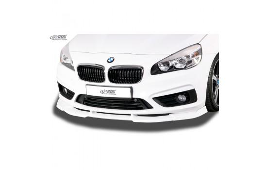 Voorspoiler Vario-X BMW 2-Serie F45/F46 Active & Gran Tourer 2015-2018 (PU)