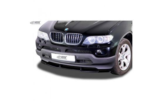 Voorspoiler Vario-X BMW X5 (E53) 2003-2007 (PU)