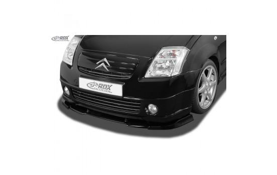 Voorspoiler Vario-X Citroën C2 VTR/VTS (PU)