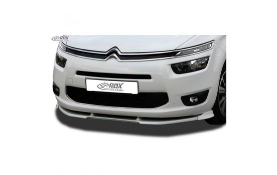 Voorspoiler Vario-X Citroën C4 Grand Picasso 2013- (PU)
