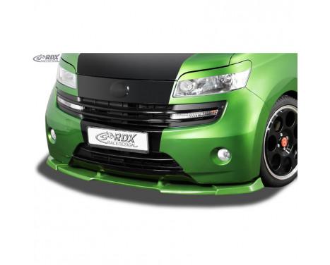 Voorspoiler Vario-X Daihatsu Materia (PU)