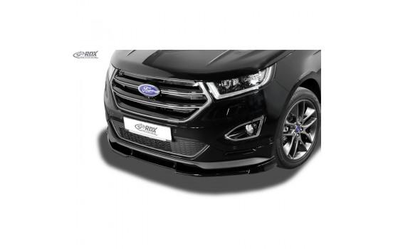 Voorspoiler Vario-X Ford Edge ST-Line 2015- (PU)