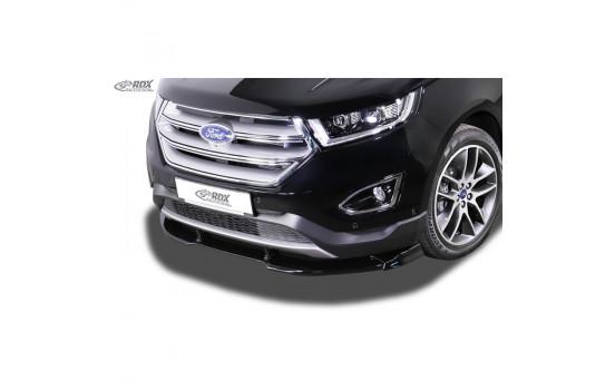 Voorspoiler Vario-X Ford Edge Titanium/Trend 2015- (PU)