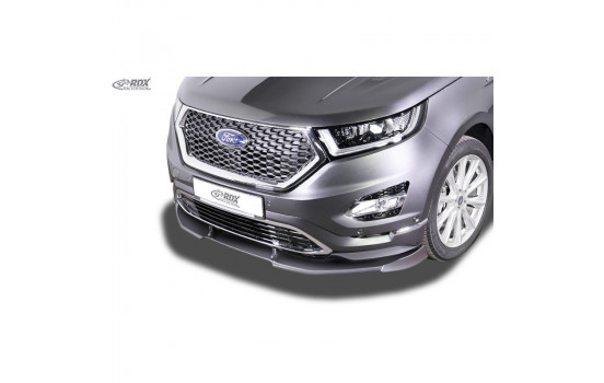Voorspoiler Vario-X Ford Edge Vignale 2015- (PU)