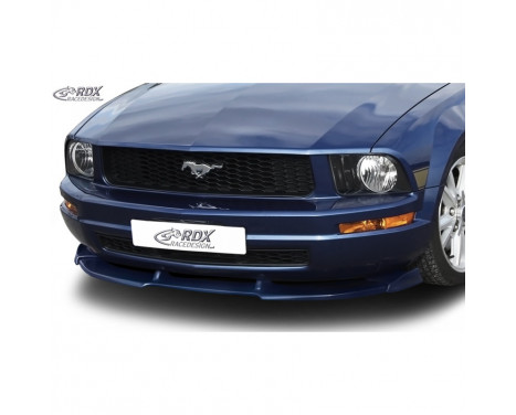 Voorspoiler Vario-X Ford Mustang V 2004-2009 (PU)