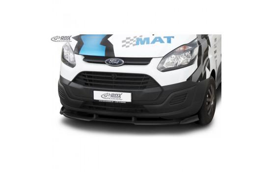 Voorspoiler Vario-X Ford Transit Custom/Tourneo Custom 2012- (PU)