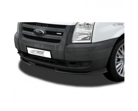Voorspoiler Vario-X Ford Transit MK6 2006-2013 (PU)