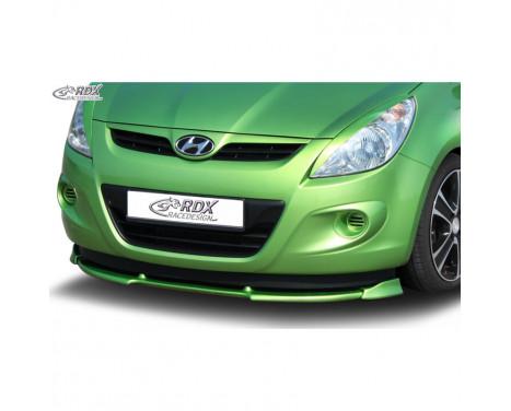 Voorspoiler Vario-X Hyundai i20 PB/PBT 2008-2012 (PU)