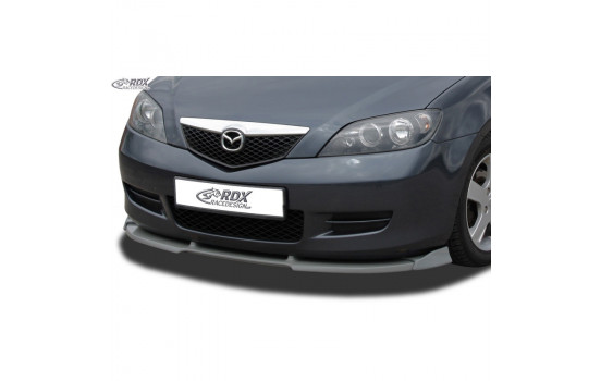 Voorspoiler Vario-X Mazda 2 (DY) 2003-2007 (PU)