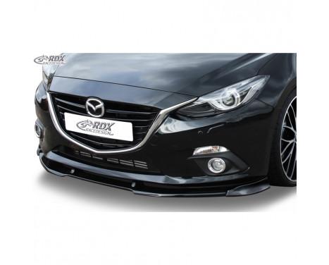 Voorspoiler Vario-X Mazda 3 (BM) 2013- (PU)