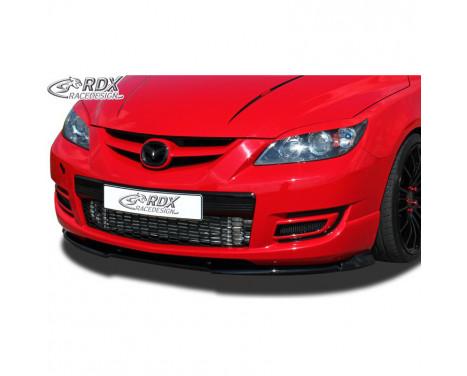 Voorspoiler Vario-X Mazda 3 MPS (BK) 2006-2009 (PU)