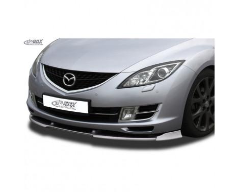 Voorspoiler Vario-X Mazda 6 (GH) 2007-2010 (PU)
