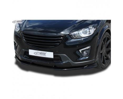 Voorspoiler Vario-X Mazda CX5 2012-2017 (met Bodemprotectie) (PU)