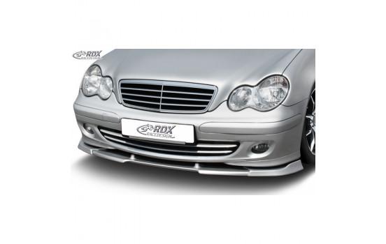 Voorspoiler Vario-X Mercedes C-Klasse W203 2004-2007 (PU)