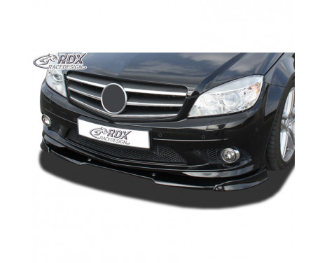 Voorspoiler Vario-X Mercedes C-Klasse W204/S204 AMG-Styling 2007-2011 (PU)
