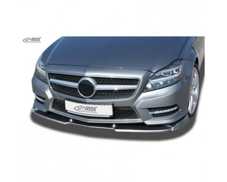 Voorspoiler Vario-X Mercedes CLS-Klasse C218 -2014 met AMG-Pakket (PU)