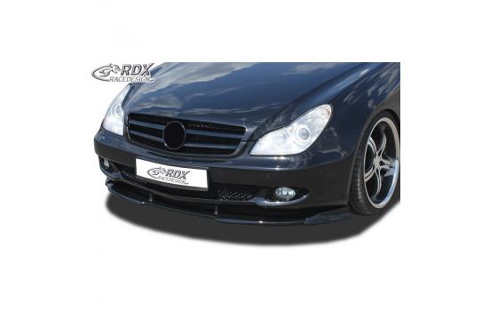 Voorspoiler Vario-X Mercedes CLS-Klasse C219 2008- (PU)