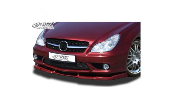 Voorspoiler Vario-X Mercedes CLS-Klasse C219 AMG (PU)