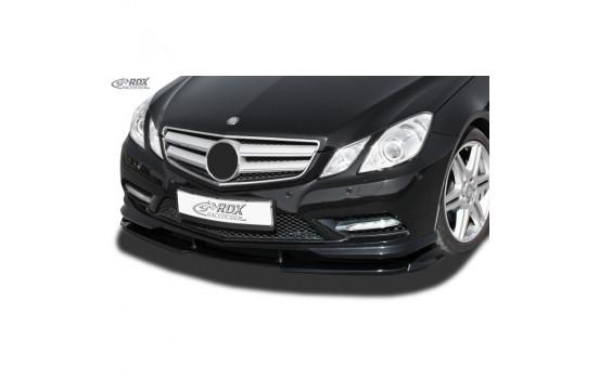 Voorspoiler Vario-X Mercedes E-Klasse Cabrio A207 & Coupe C207 (PU)