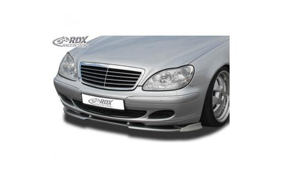Voorspoiler Vario-X Mercedes S-Klasse W220 2002- (PU)