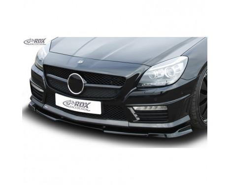 Voorspoiler Vario-X Mercedes SLK 55 AMG R172 (PU)