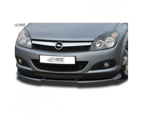 Voorspoiler Vario-X Opel Astra H GTC & TwinTop 2004-2009 (PU)