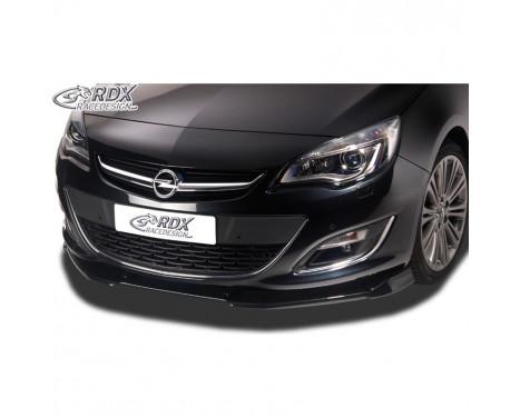 Voorspoiler Vario-X Opel Astra J Facelift 2012-2015 (PU)